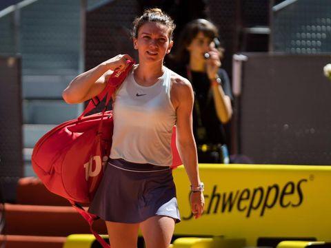 """Simona Halep a făcut spectacol în faţa ziariştilor la Wimbledon: """"E prima oară când spun asta"""""""