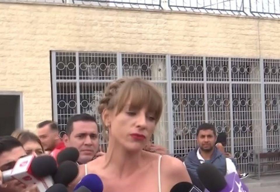 Radu Mazăre, căsătorie în închisoare! De ce Roxana, proaspăta soție, a ieșit nervoasă după cununie