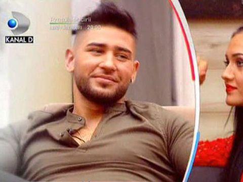 """Bianca și Mocanu, cuplu-bombă înaintea finalei Puterea Dragostei?! Ce au spus amândoi: """"Mi-e dragă Bibi"""""""