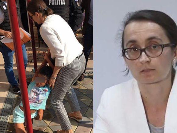 """Cum se apără procuroarea care a târât-o pe Sorina afară din casa asistenților maternali: """"Nu am ce să-mi reproșez"""""""