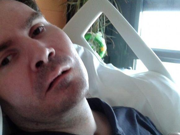 """A murit după ce a stat o perioadă lungă în stare vegetativă: """"L-am lăsat să plece"""""""