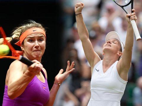 Simona Halep, în finala de la Wimbledon! Românca a învins-o pe Svitolina în semifinale