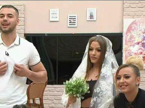 Culiță, nuntă la Puterea Dragostei cu Simona! S-a făcut petrecere mare în casă