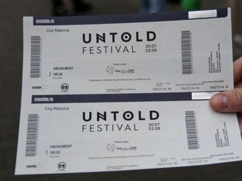Fraudă cu bilete la festivalul Untold 2019! Cum s-a gândit un escroc să facă bani