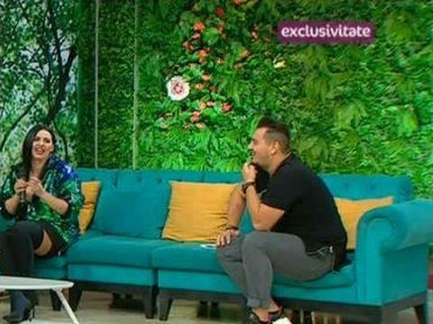 Lavinia Pîrva, prima apariție TV după ce a născut! Vedeta a vorbit despre sarcină! Cum e viața ei și a lui Ștefan Bănică Jr. de când micuțul Alexandru a venit pe lume