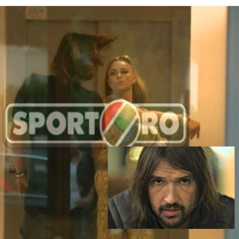 "Prima reacție a lui Laurențiu Reghecampf după ce  Anamaria Prodan l-a lovit cu pumnul pe Dan Alexa: ""Am terminat..."""