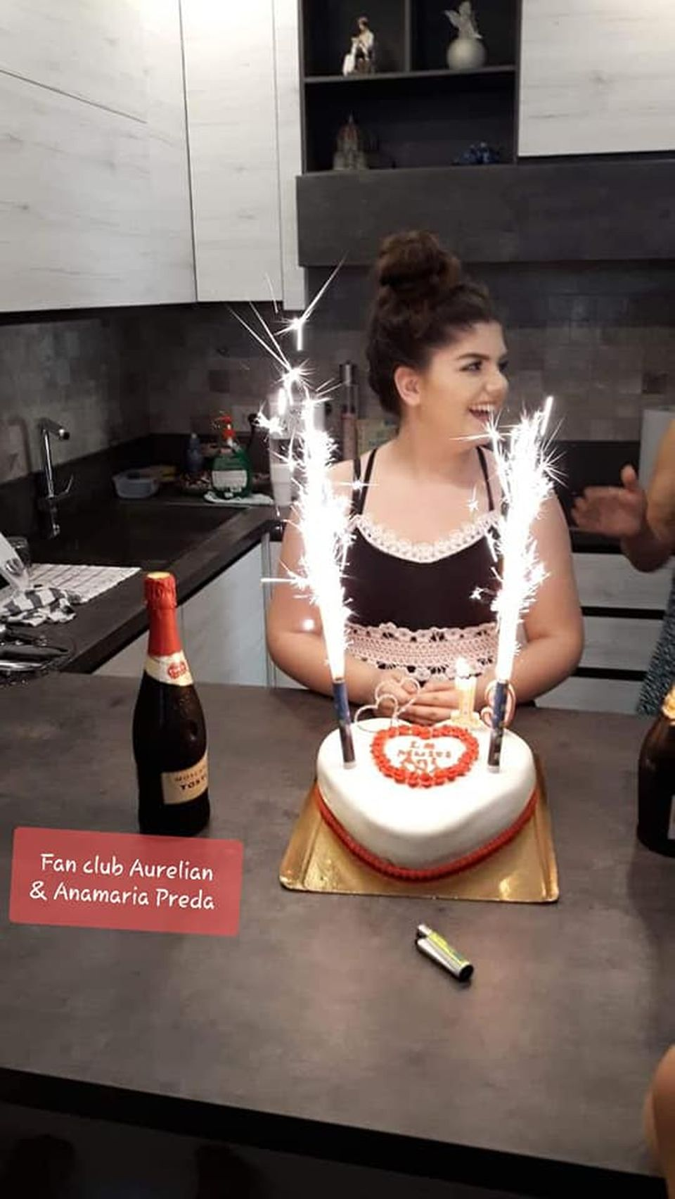 Singurele imagini de la ziua de naștere a fiicei lui Aurelian Preda! Ce a făcut Anamaria la împlinirea a 19 ani?