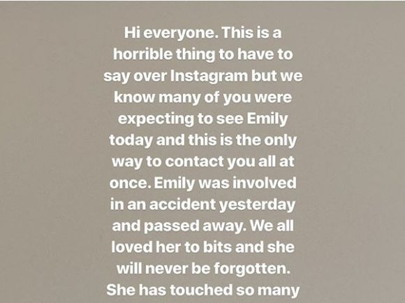 Prezentatoarea TV Emily Hartridge a murit într-un teribil accident! Cum a fost găsită