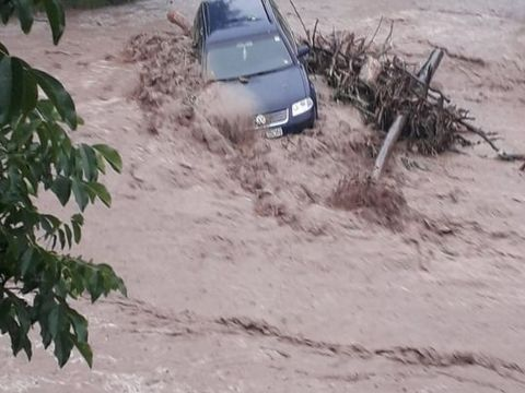 Cod galben de inundații! Care sunt zonele afectate