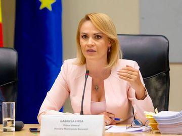 """Gabriela Firea, despre candidatura la prezidențiale: """"Vin deschisă la discuții"""""""