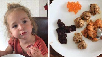 """O mamă a decis să-și hrănească copilul doar cu carne! """"Mâncăm bucăți de carne crudă la micul dejun"""" Motivul halucinant"""