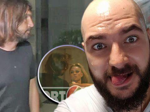 """Cristi Mitrea l-a luat la mişto pe Dan Alexa după ce acesta a fost bătut de Anamaria Prodan! Fostul iubit al Andreei Mantea a glumit: """"M-am mișcat cât de repede am putut. La ce spital e Alexa?"""""""