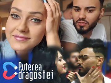Bianca și Jador s-au sărutat în culisele de la Puterea Dragostei sezonul 2? Avem imaginile care îi dau de gol