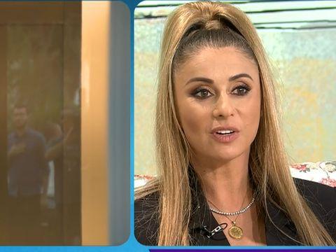 Anamaria Prodan, prima apariție la TV după ce l-a lovit pe Alexa! A spus totul despre incident! Divorțează sau nu?!