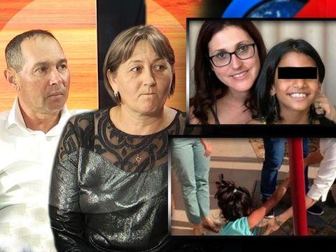 Cazul Sorina! Asistenții maternali care au îngrijit-o pe micuță timp de 7 ani rup tăcerea! Spun totul despre scandalul care a divizat România EXCLUSIV