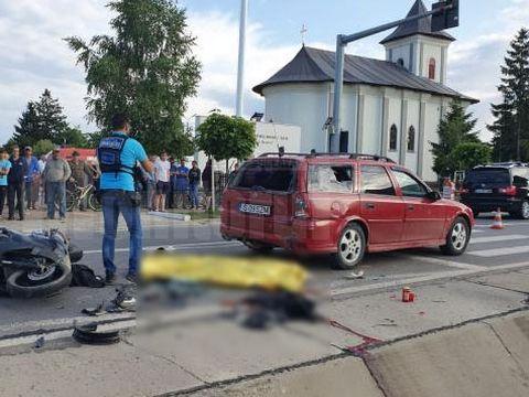 Accident cumplit pe DN! Un tânăr de 25 de ani a murit! Imagini șocante
