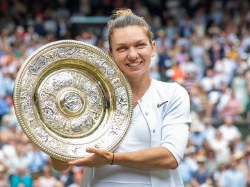 Simona Halep a fost cerută în căsătorie! Cum a reacționat campioana de la Wimbledon