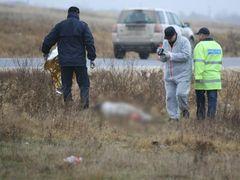 Descoperire șocantă. A fost găsit cadavrul unei femei! Era dată dispărută de o lună