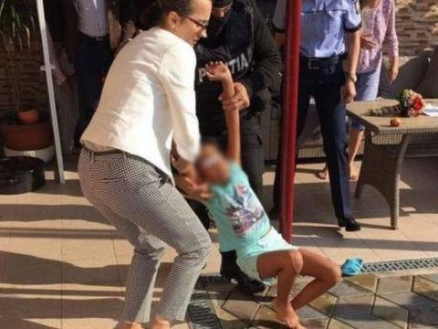 Cazul Sorina. Lovitură dură dată de avocata familiei Șărămăt imediat după ce judecătorii au decis că fetița poate pleca în SUA