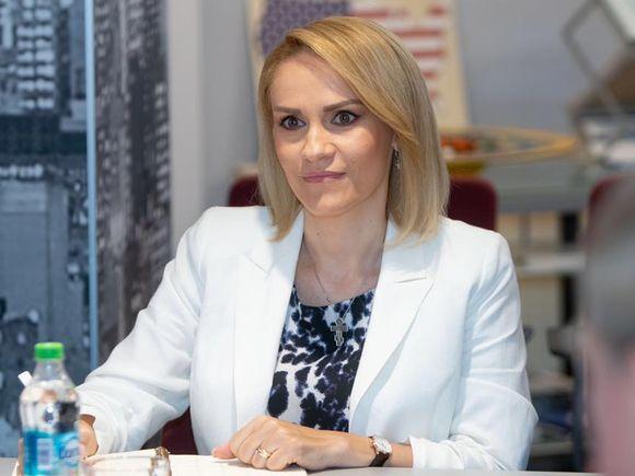 """Gabriela Firea, adevărul despre plecarea ei din presă """"A fost neplăcut"""" Cine a dat-o afară"""