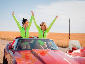 Ultima oră! Alexandra Stan, implicată într-un grav accident de circulație