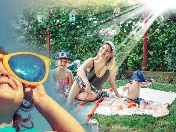 Până la ce vârstă NU are voie copilul tău să stea la soare? Specialiştii îţi explică de ce!
