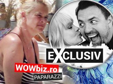 Cum arată soția lui Horia Brenciu în costum de baie, la 50 de ani! Alice e mama a 4 copii VIDEO EXCLUSIV