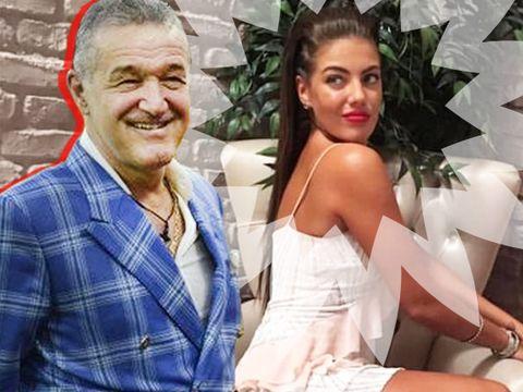"""Roxana de la Puterea Dragostei, adevărul despre Gigi Becali: """"Este un bărbat... foarte bine"""""""