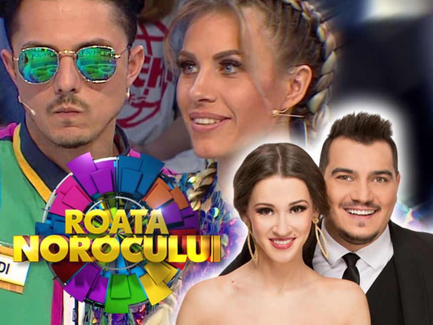 """Amna și Uddi învârt """"Roata Norocului"""", duminica aceasta, de la ora 20:00"""