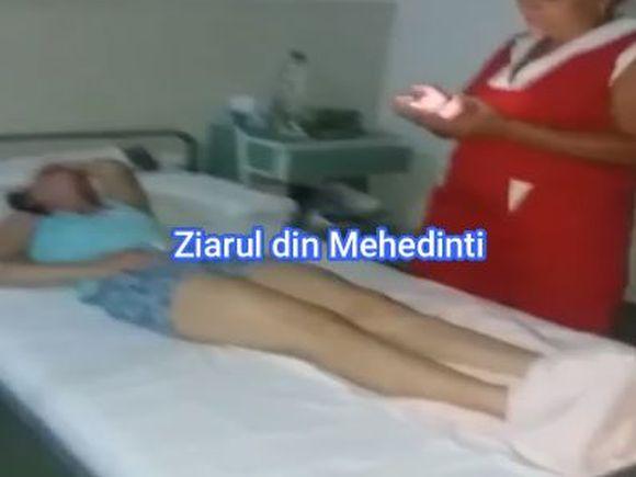 """Ce măsuri s-au luat la spitalul din Severin după scandalul cu asistenta! Scene șocante: """"Vrei să te omor eu?"""""""