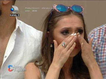 Mariana de la Puterea Dragostei, în lacrimi! Concurenta nu mai suportă reproșurile colegilor care îi spun mereu să tacă