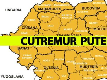 Cutremur puternic în România, azi-noapte! Ce magnitudine a avut