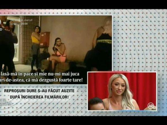 Filmare video! Scandal monstru între concurentele de la Puterea Dragostei, în backstage! De la ce a pornit totul
