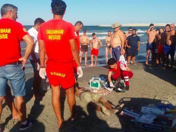 Un turist chinez a murit pe plajă, la Mangalia! Avea 30 de ani