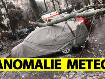 Anomalie meteorologică în România! ANM, avertizare de vreme severă imediată