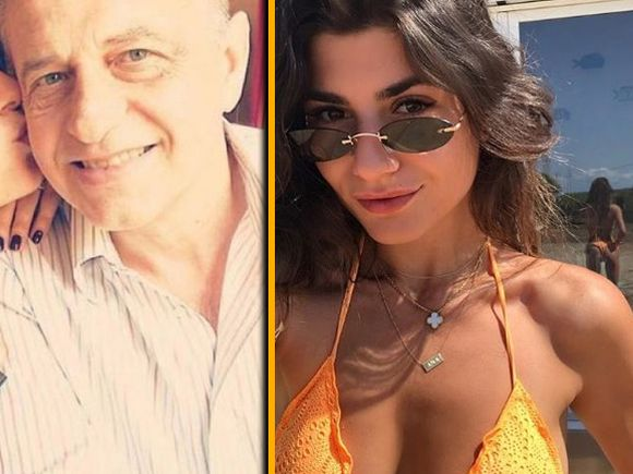 Fiica lui Mircea Geoană a sărbătorit în costum de baie numirea tatălui ei în fruntea NATO! Vezi ce sexy a pozat Ana în vacanţa din Insulele Baleare!