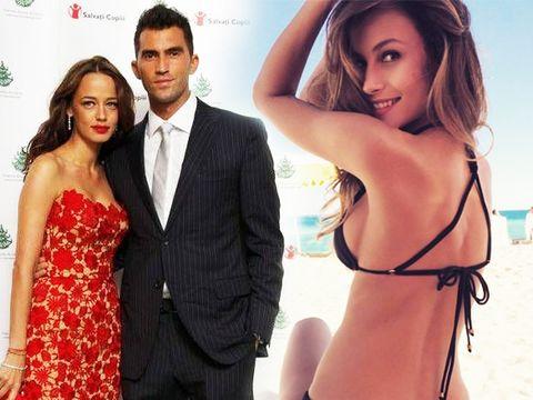 Horia Tecău a înlocuit-o pe Andreea Raicu cu un superb fotomodel brazilian! Natalia, noua lui iubită, arată senzaţional în costum de baie! FOTO