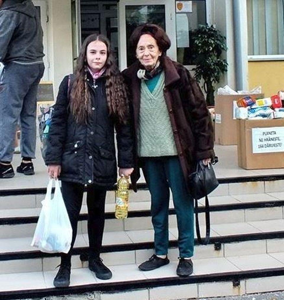 Veste bună pentru Eliza Iliescu! Ce se întâmplă acum la liceul unde învață fata celei mai bătrâne mame
