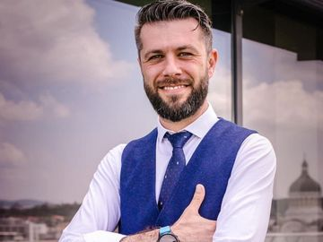 Daniel Osmanovici, purtător de cuvânt al CNAS, a demisionat din funcție