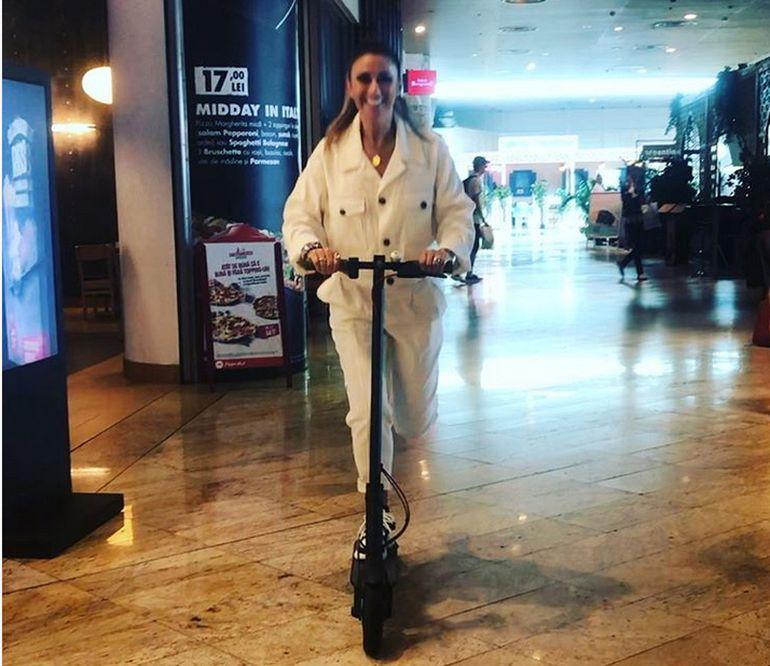 Anamaria Prodan, apariție incredibilă într-un mall din București! I-a lăsat cu gura căscată pe oameni. Ce a făcut