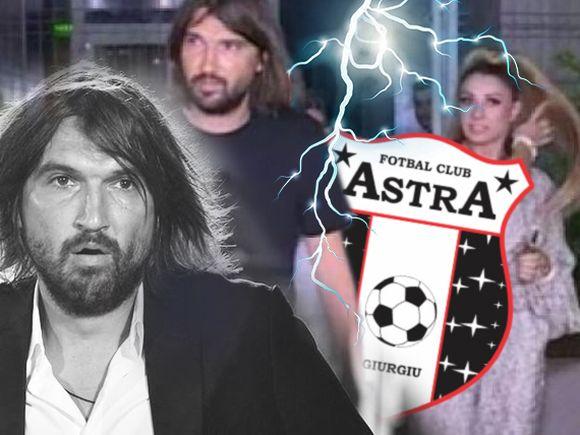 """Dan Alexa și-a dat demisia de la Astra, după ce Anamaria Prodan i-a dat un pumn în față! """"Vreau să rup legătura cu toată lumea"""""""