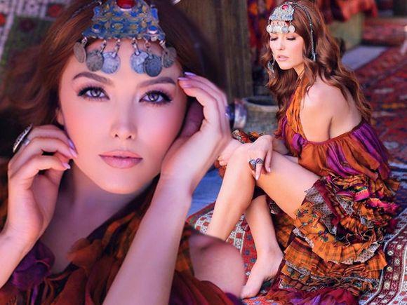 """Elena Gheorghe, videoclip de 5 stele în Turcia! Îndrăgita cântăreață arată fabulos în piesa """"Gura ta""""!"""