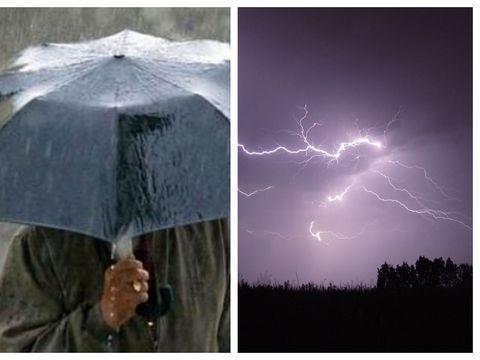 Meteo pe două săptămâni! Sfârșitul lunii de aduce ploi și instabilitate atmosferică