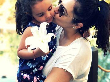 Ce a apărut pe Instagram în ziua în care fetița Andrei și a lui Măruță a împlinit 4 ani?! Ce frumos!