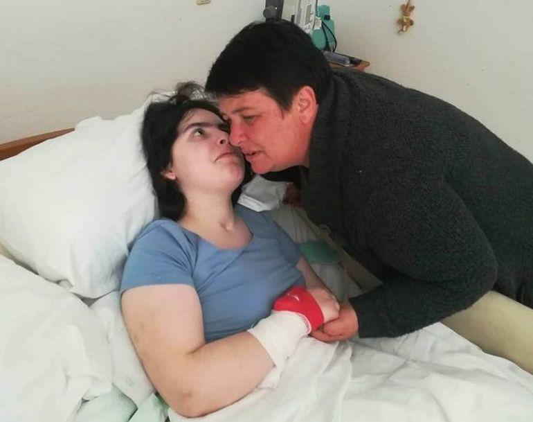 Mărturisire dureroasă a mamei Ioanei Condea! Ce face băiețelul tinerei omorâte de un proxenet când își vede bunica plângând