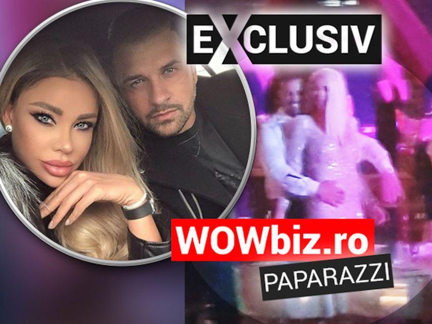 Bianca Drăgușanu, noi imagini interzise cu Alex Bodi! După pozele scandaloase de pe plajă, vedetele au șocat și într-un club de pe litoral! VIDEO EXCLUSIV