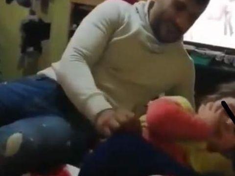 Șocant! Un bărbat din Vrancea a fost surprins în timp ce batjocorește o fetiță de 5 ani!