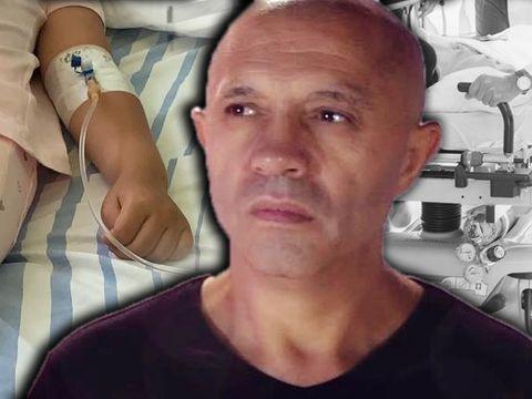 """Fiica lui Nicolae Guță, de urgență, la spital! """"Anais a ajuns pe perfuzii, situația e gravă"""""""