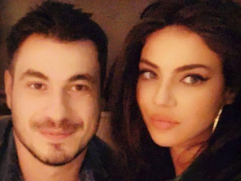 """Prima imagine cu fiul Cristinei Ich și al lui Alex Pițurcă: """"Are buzele mele"""""""