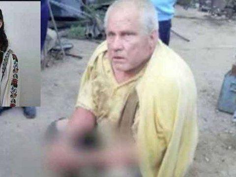 Șocant! Polițiștii au găsit 21 de resturi de dinți umani în cenușa dintr-un butoi din curtea criminalului din Caracal